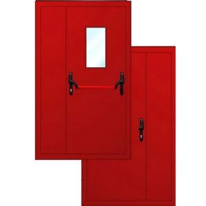 Дверь противопожарная (EI-60) с антипаникой СП503